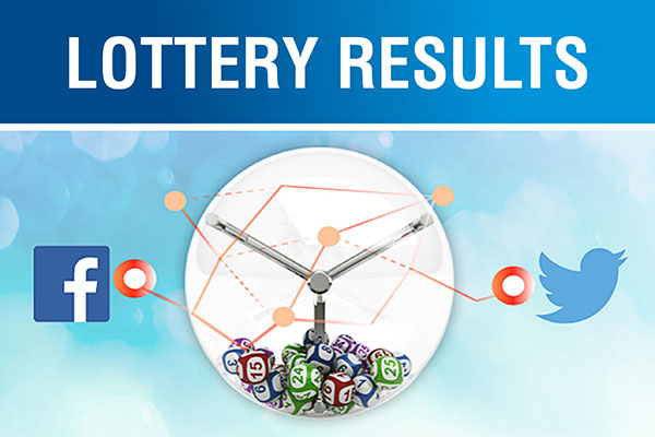 Follow us on Facebook or Twitter to receive lottery results after the draw