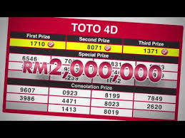 Some tips to predict Toto 4D lucky numbers