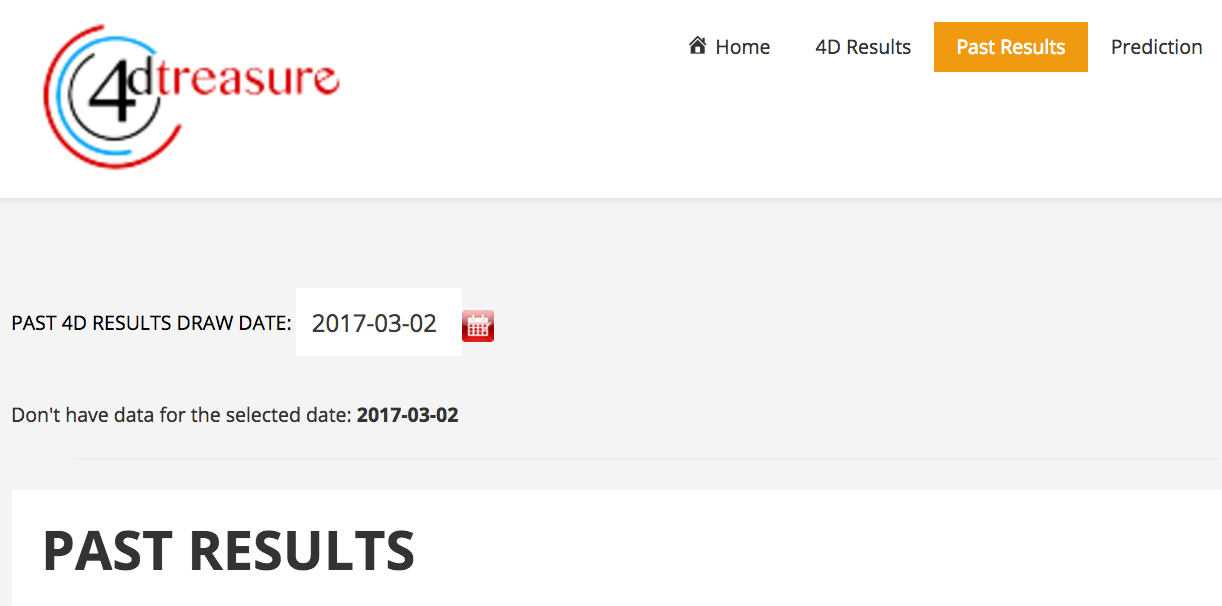 pass 4d result